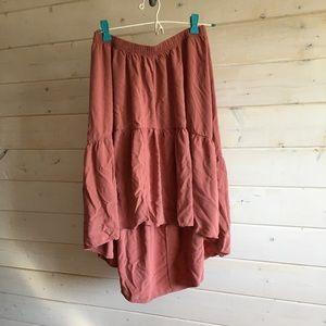 4/$30 Garage Hi-low skirt